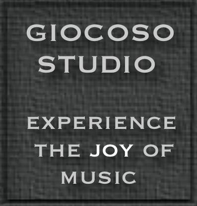 GIOCOSO STUDIO